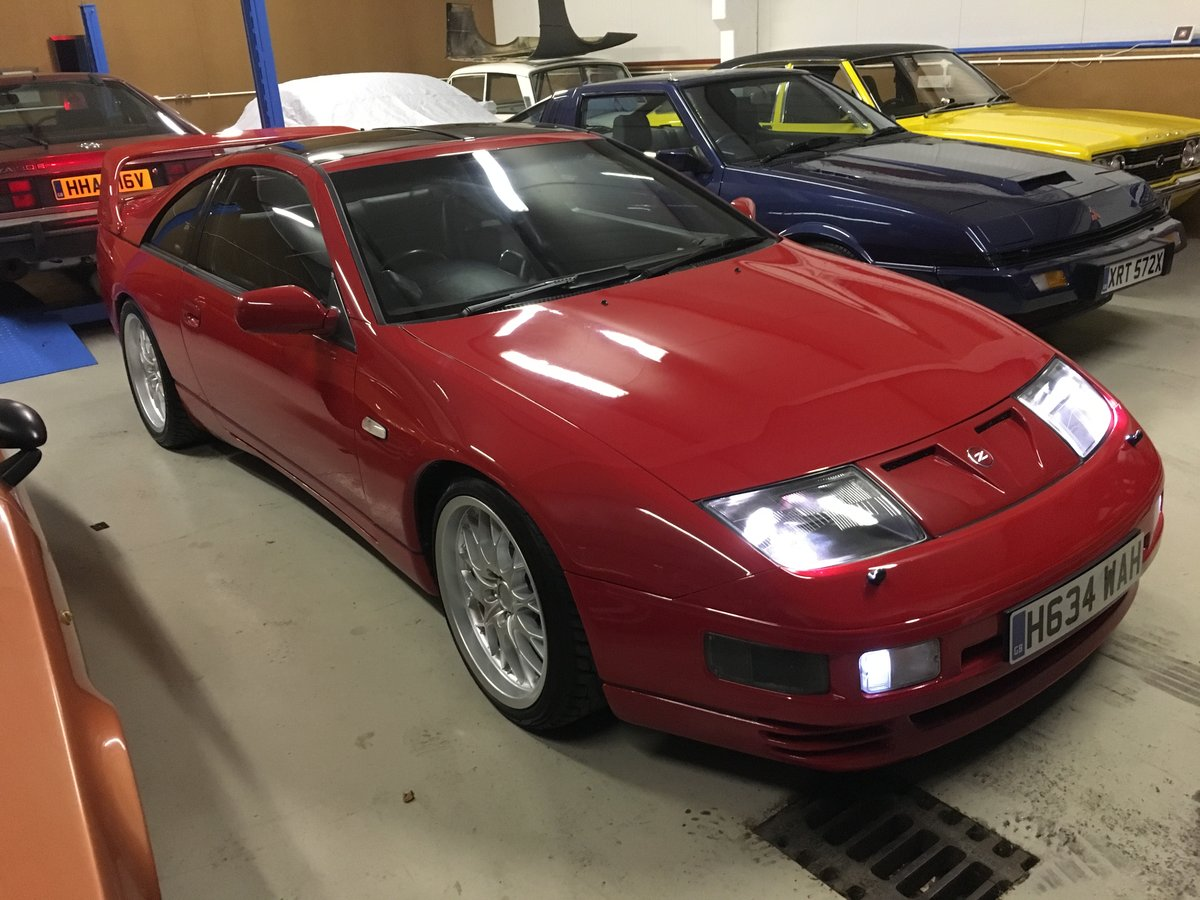 1990 Stunning 300zx twin turbo uk spec For Sale (picture 1 of 6)