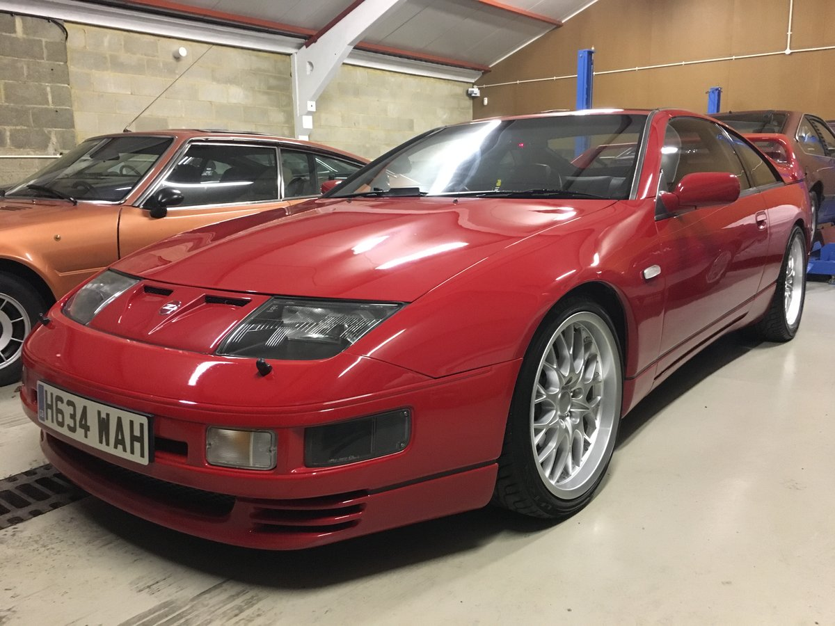 1990 Stunning 300zx twin turbo uk spec For Sale (picture 2 of 6)