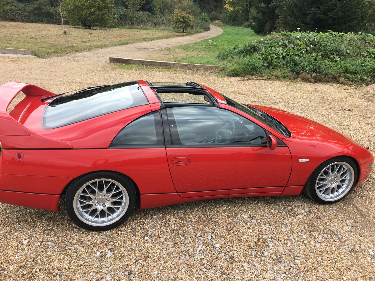 1990 Stunning 300zx twin turbo uk spec For Sale (picture 3 of 6)