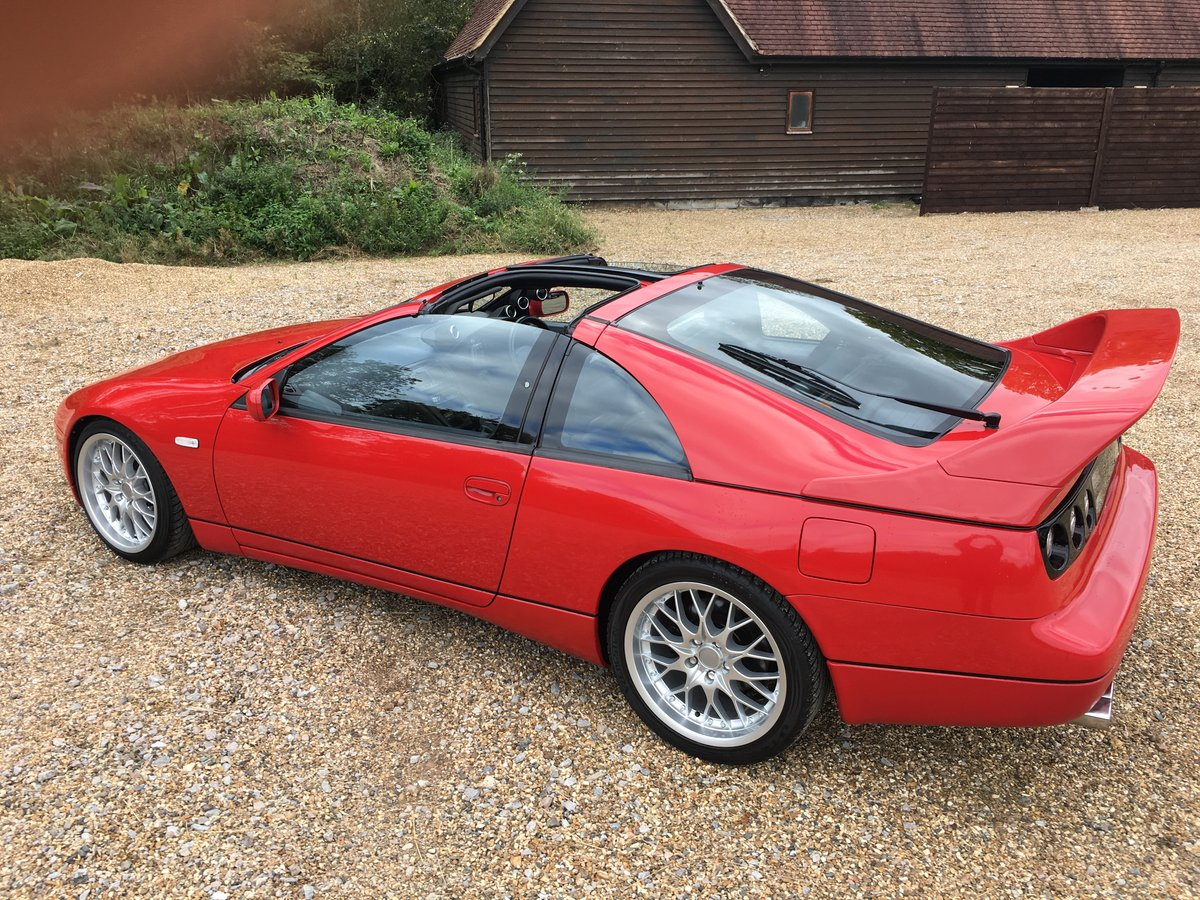 1990 Stunning 300zx twin turbo uk spec For Sale (picture 4 of 6)