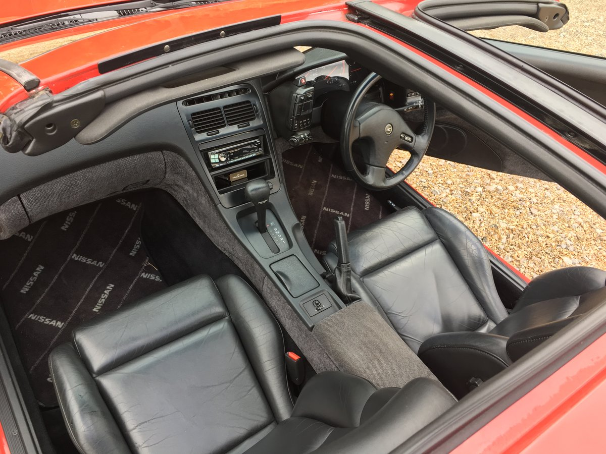 1990 Stunning 300zx twin turbo uk spec For Sale (picture 5 of 6)