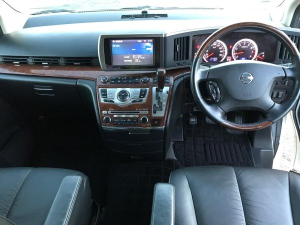 2008 FRESH IMPORT NISSAN ELGRAND HIGHWAY STAR 4WD LEATHER ED For Sale (picture 3 of 6)