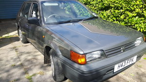 1989 Nissan sunny 1.6 automatic liftback For Sale