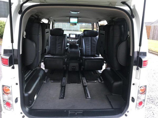 2008 FRESH IMPORT NISSAN ELGRAND HIGHWAY STAR 4WD LEATHER ED For Sale (picture 5 of 6)
