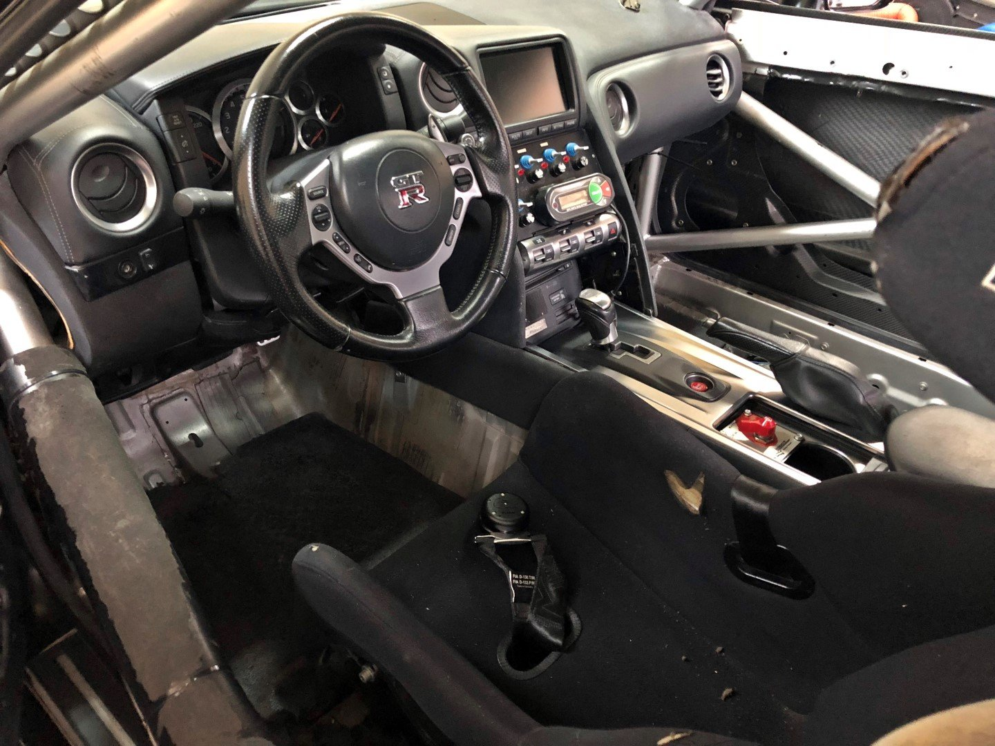 2009 Nissan GT-R Track Attack or Race Car fully Prepared For Sale (picture 3 of 6)