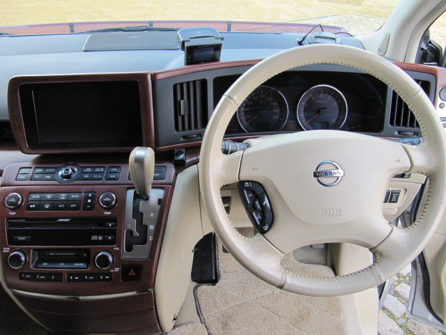 2005 NISSAN ELGRAND E51 3.5 XL LEATHER * TWIN POWER DOORS SOLD (picture 6 of 6)