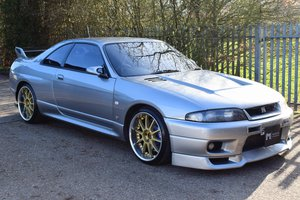 1996 Nissan Skyline R33 GTR 2.6 Twin Turbo - Middlehurst 500R For Sale