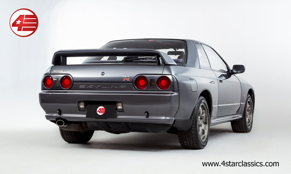 1991 Nissan R32 Skyline GT-R For Sale (picture 3 of 6)