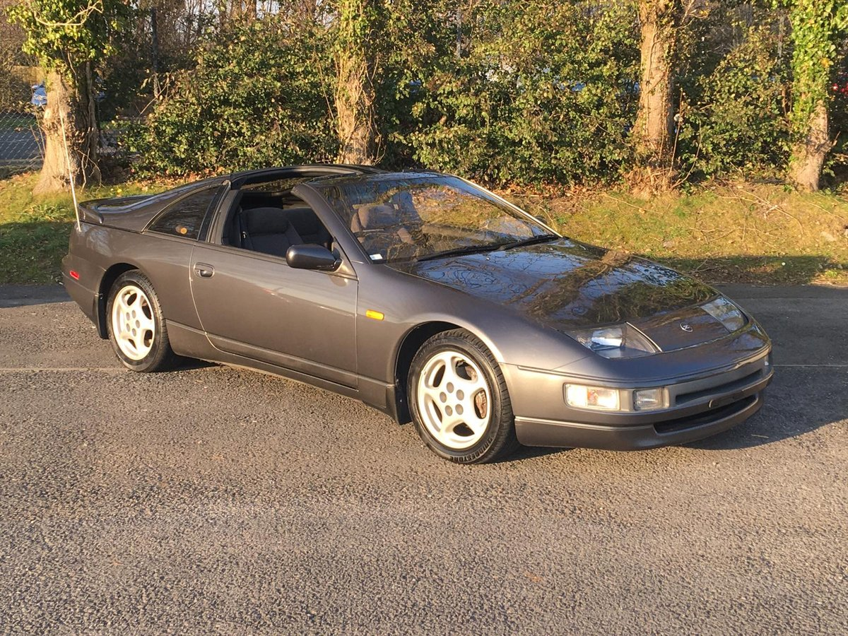 1990 Nissan 300ZX 3.0 Auto Fairlady Targa For Sale (picture 1 of 6)