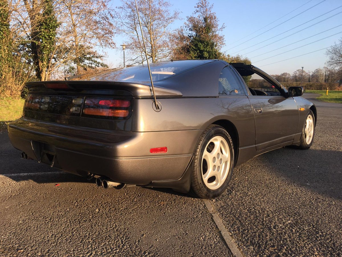 1990 Nissan 300ZX 3.0 Auto Fairlady Targa For Sale (picture 2 of 6)