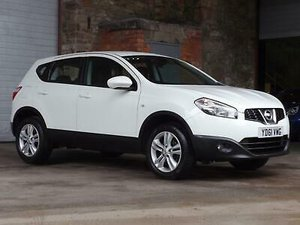 Picture of 2011 Nissan Qashqai 1.6 Acenta 5DR SOLD