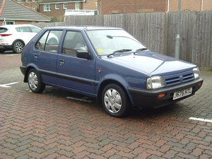 1991 Lovely Micra GS K10-Stunning Condition For Sale