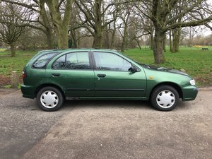 Nissan Almera Auto 5 door hatch for tea pot money 1999 For Sale