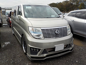 2009 NISSAN ELGRAND 3.5 XL CUSTOM ELGRAND * TOP OF THE RANGE *