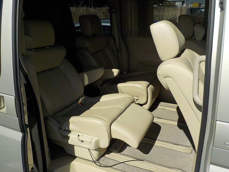 2009 NISSAN ELGRAND 3.5 XL CUSTOM ELGRAND * TOP OF THE RANGE *  For Sale (picture 3 of 6)
