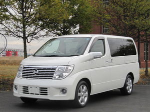 NISSAN ELGRAND 2005 FACELIFT 2.5 * 8 SEATER CAMPER VAN * For Sale