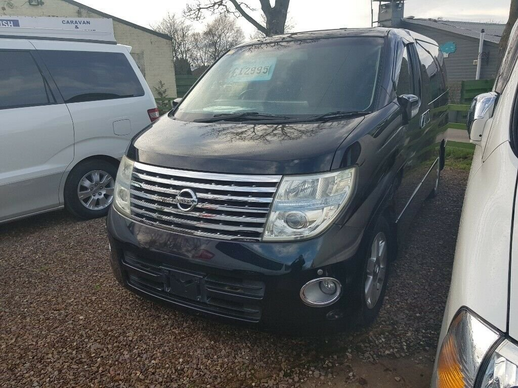2005 Nissan Elgrand Highwaystar SOLD (picture 1 of 6)