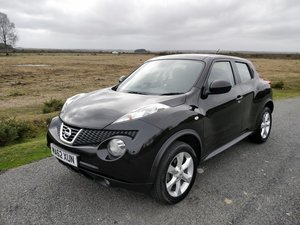 2012 Nissan Juke 1.6 16v FSH Long MOT No advisories