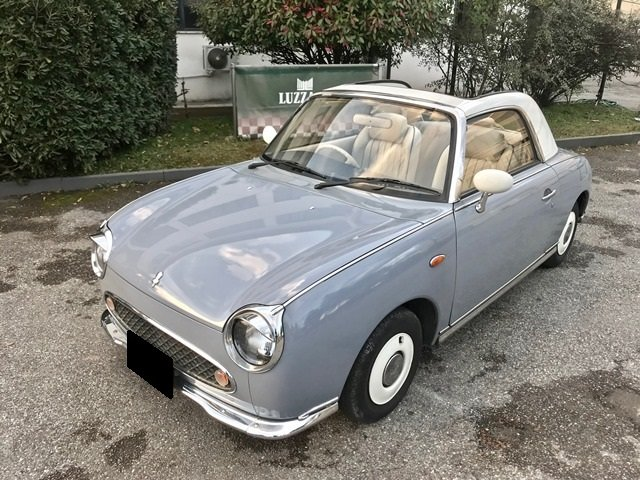 1991 Nissan - Figaro RHD For Sale (picture 1 of 6)