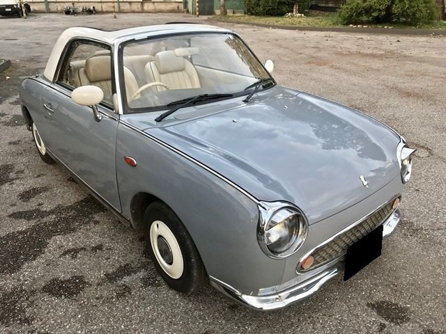 1991 Nissan - Figaro RHD For Sale (picture 3 of 6)