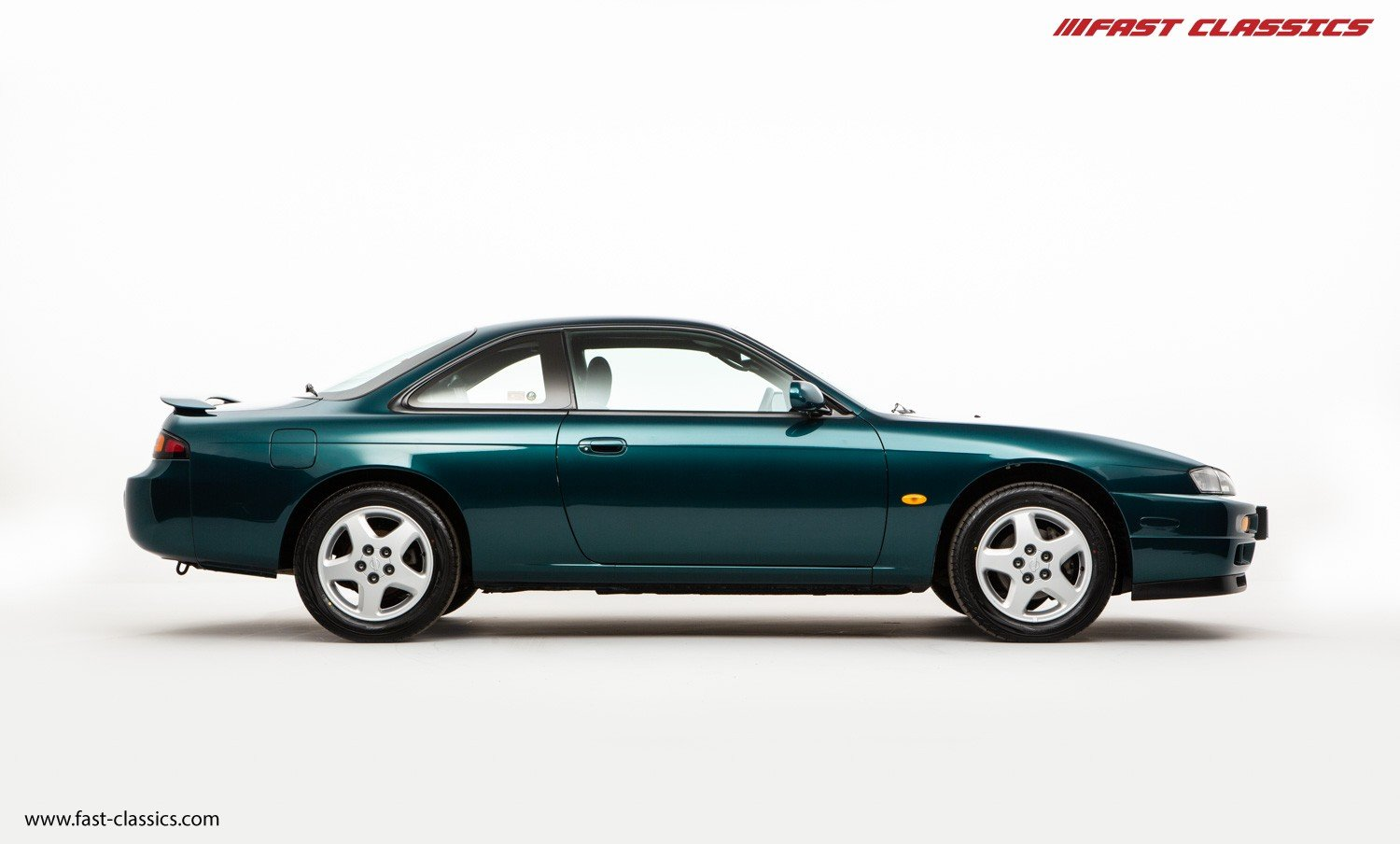 1999 NISSAN 200SX // UK SUPPLIED // 18K MILES // FAMILY OWNED For Sale (picture 1 of 6)