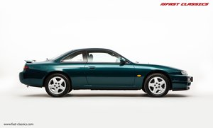 1999 NISSAN 200SX // UK SUPPLIED // 18K MILES // FAMILY OWNED For Sale