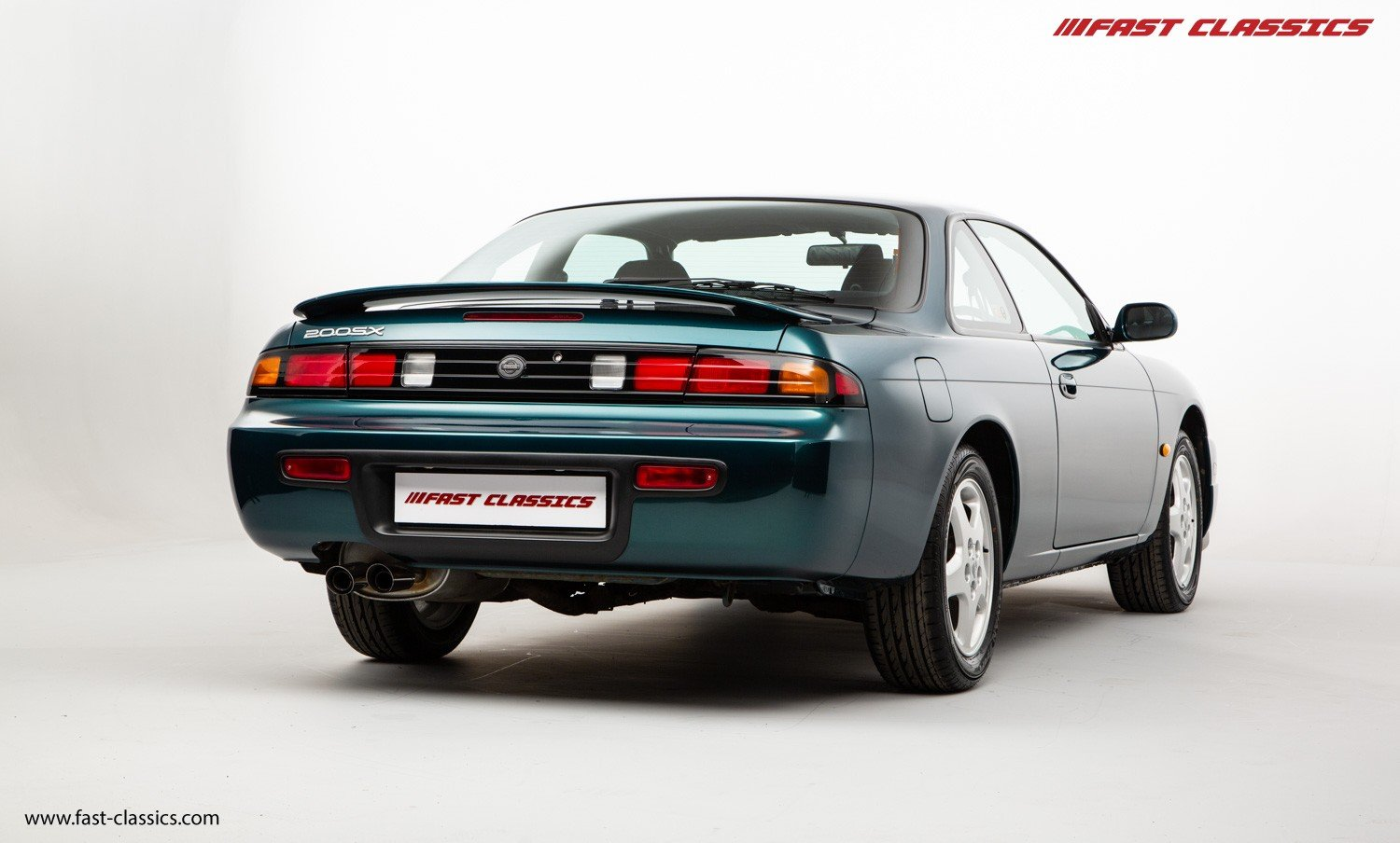 1999 NISSAN 200SX // UK SUPPLIED // 18K MILES // FAMILY OWNED For Sale (picture 3 of 6)