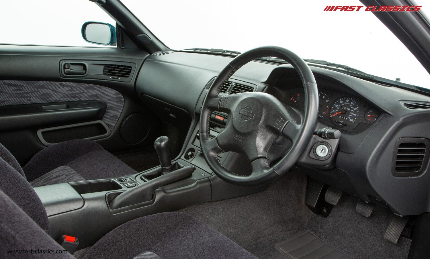 1999 NISSAN 200SX // UK SUPPLIED // 18K MILES // FAMILY OWNED For Sale (picture 4 of 6)