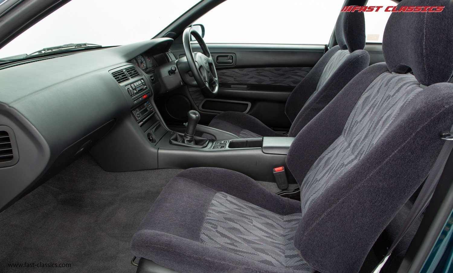 1999 NISSAN 200SX // UK SUPPLIED // 18K MILES // FAMILY OWNED For Sale (picture 5 of 6)