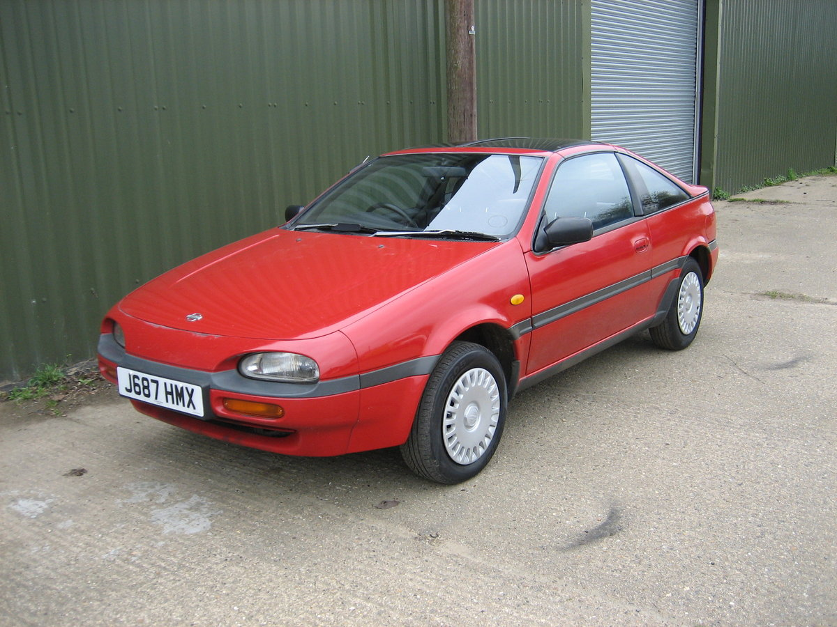 1991 Nissan 100 NX   For Sale (picture 1 of 6)