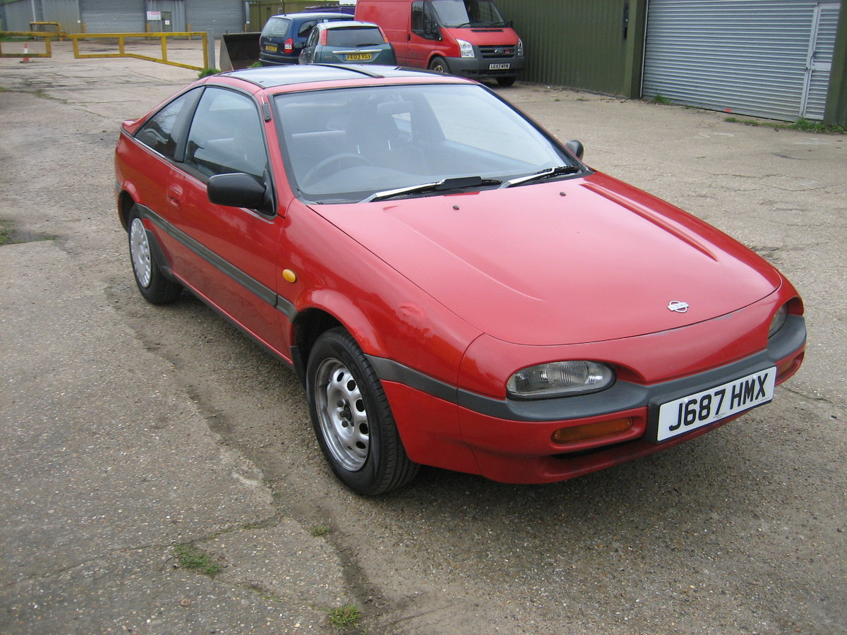 1991 Nissan 100 NX   For Sale (picture 2 of 6)