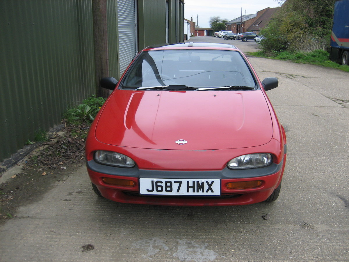 1991 Nissan 100 NX   For Sale (picture 3 of 6)