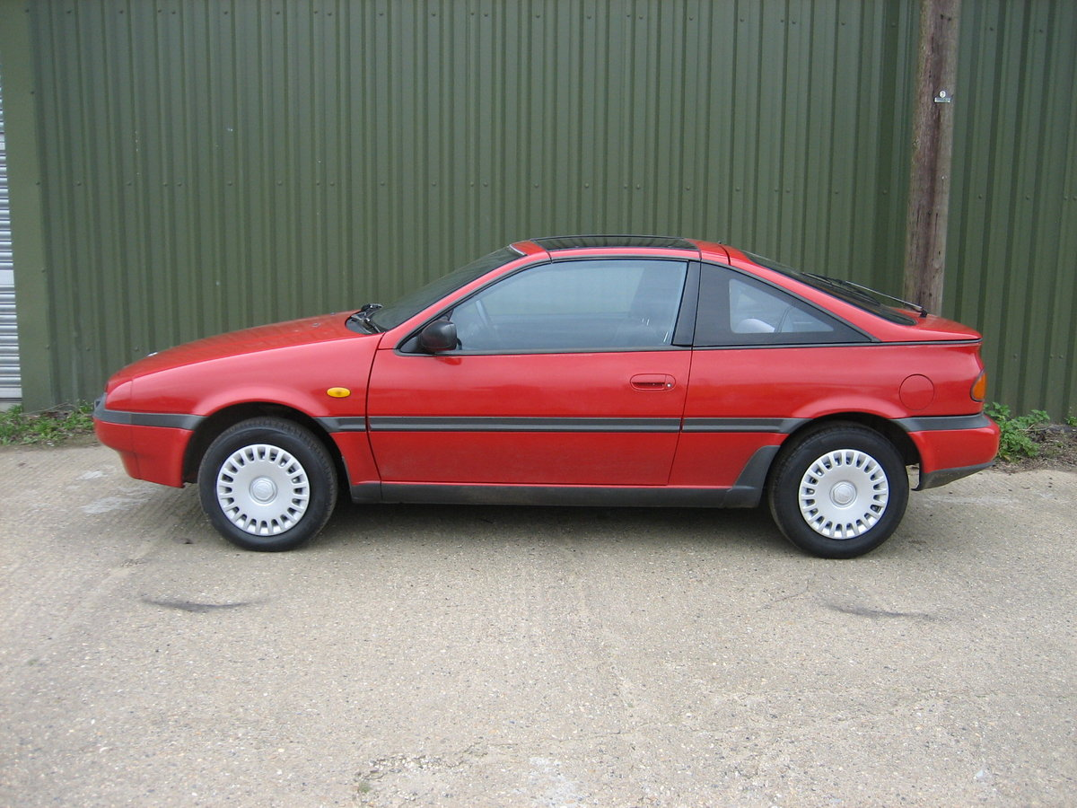 1991 Nissan 100 NX   For Sale (picture 4 of 6)