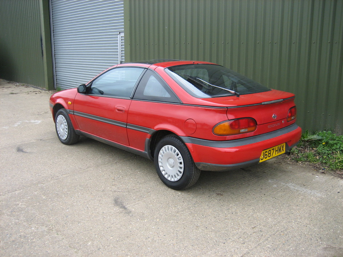 1991 Nissan 100 NX   For Sale (picture 6 of 6)