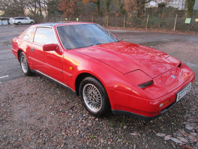 1989 Nissan 300zx targa auto For Sale (picture 3 of 6)
