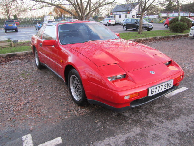 1989 Nissan 300zx targa auto For Sale (picture 5 of 6)