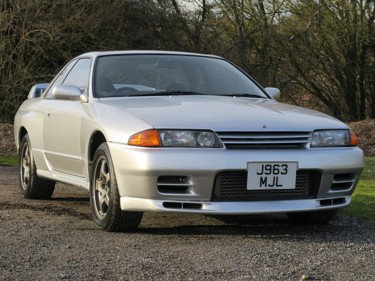 1992 Nissan Skyline R32 GTR For Sale | Car And Classic