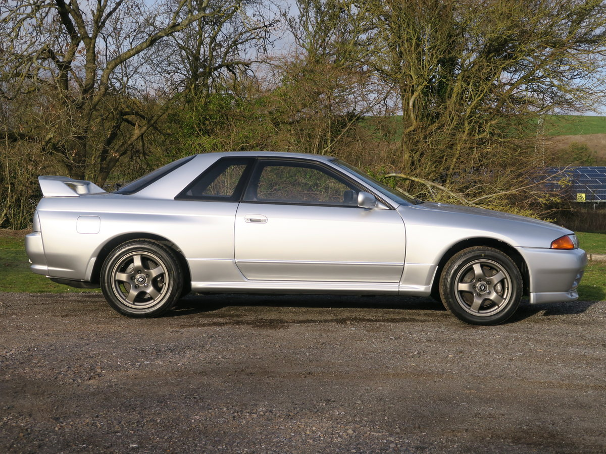 1992 Nissan Skyline R32 GTR For Sale (picture 2 of 6)