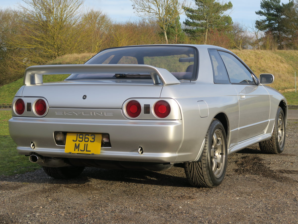 1992 Nissan Skyline R32 GTR For Sale (picture 3 of 6)