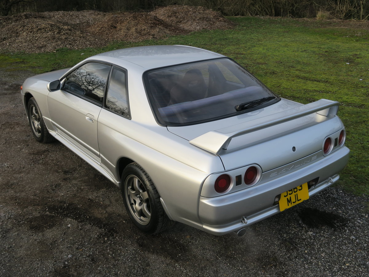 1992 Nissan Skyline R32 GTR For Sale (picture 4 of 6)