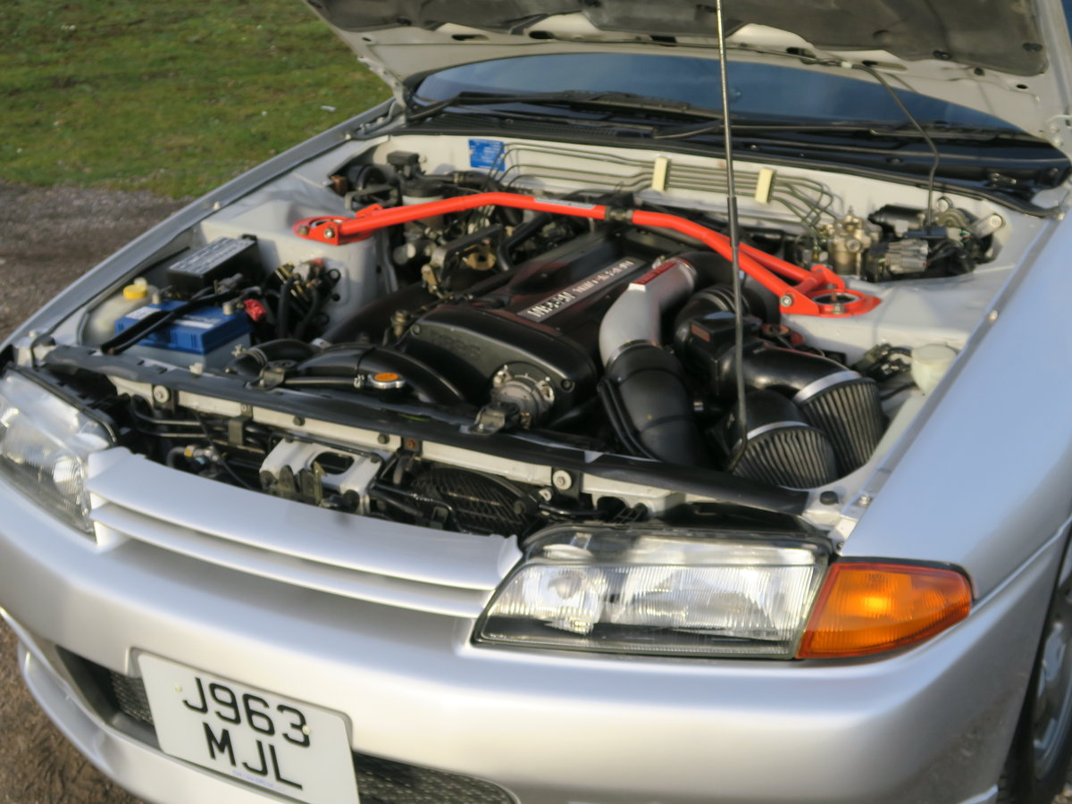 1992 Nissan Skyline R32 GTR For Sale (picture 5 of 6)