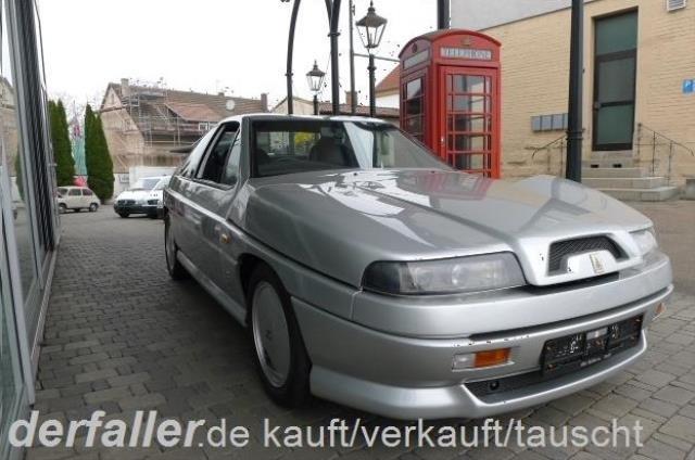 1991 Nissan Leopard Autech Zagato 700km! 85 von 104 For Sale (picture 1 of 6)