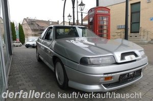1991 Nissan Leopard Autech Zagato 700km! 85 von 104 For Sale