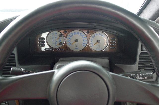 1991 Nissan Leopard Autech Zagato 700km! 85 von 104 For Sale (picture 5 of 6)