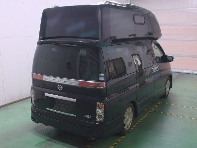 2006 NISSAN ELGRAND 2.5 4X4 DAY VAN RARE HIGH TOP CAMPER * For Sale (picture 3 of 6)