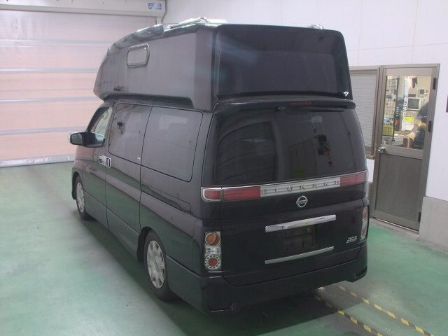 2006 NISSAN ELGRAND 2.5 4X4 DAY VAN RARE HIGH TOP CAMPER * For Sale (picture 4 of 6)