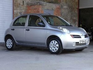 Picture of 2004 Nissan Micra 1.2 S 5DR Automatic SOLD