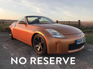 2005 Nissan 350Z Convertible - Lovely Example - on The Market SOLD by Auction