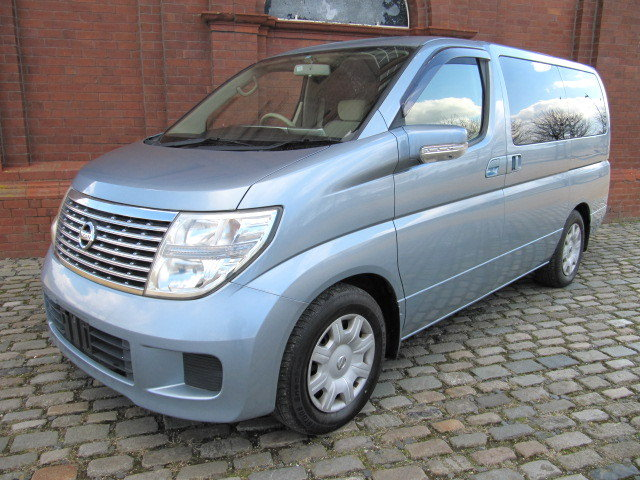 2005 NISSAN ELGRAND NISSAN ELGRAND 2.5 V EDITION 8 SEATER *  For Sale (picture 1 of 6)