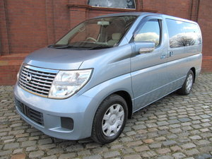 2005 NISSAN ELGRAND NISSAN ELGRAND 2.5 V EDITION 8 SEATER *  For Sale